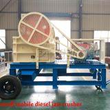 Equipamento barato do agregado do triturador do motor Diesel do preço 2016