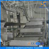 Ce Cattle Ritual Meat Processing Equipment in Abattoir