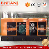 Motore diesel autoalimentato Genset portatile diesel del gruppo elettrogeno con l'iso del Ce