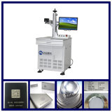 Гравировальный станок маркировки лазера волокна для металлических материалов