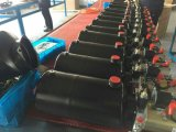 Tanque ativo dobro da unidade 12V 8qt da energia hidráulica do reboque da descarga - telecontrole incluído!