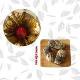 Чай искусствоа чая цветка китайского качества Hight зацветая ручной работы