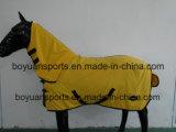 Coperta combinata della coperta 600d del cavallo, respirabile impermeabile di Ripstop