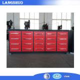 Используемый Китаем 2017 шкаф инструмента ролика резцовой коробка Craigslist шкафов гаража