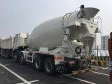 Misturador concreto de JAC 6X4 340HP