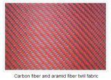 Fibre de carbone/tissu fibre d'Aramid/feuille de fibre de carbone produits de carbone