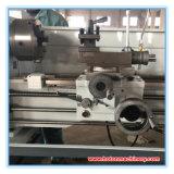 Máquina grande do torno da base da abertura do furo (torno CQ6236 mecânico)