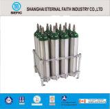 Cilindro de gás de alumínio de alta pressão de Tped (MT-2/4-2.0)