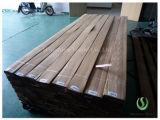 La Birmanie placages de bois de teck