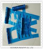 Sacs à provisions en plastique de T-shirt de singulet de sachet en plastique