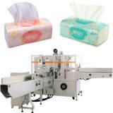Macchina imballatrice del tessuto del documento del tovagliolo della macchina di sigillamento del fazzoletto per il trucco
