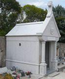 Природные оптовые цены на 6 Crypt серого гранита мавзолей