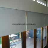Alta franco tela 100% de las persianas de rodillo del apagón de la fibra de vidrio de Cnuneed