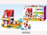 教育のおもちゃ情報処理機能をもったDIYのモデル構成のブロック(287575)