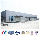 Gran taller de la estructura de acero del precio con la oficina (KXD-SSW169)
