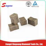 자연적인 돌 절단을%s 다이아몬드 세그먼트