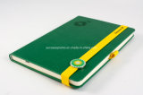Het Notitieboekje Lanbook van uitstekende kwaliteit met Aangepaste Knoop
