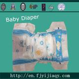 Gancho & fita do laço para fraldas descartáveis do bebê do algodão