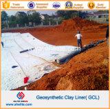 Doublures 4.5kg/M2 d'argile de Geosynthetic pour les projets de remblai ou le lac artificiel