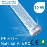 SMD2835 12W 2g11 4-polige LED PL Deckenleuchte
