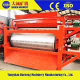 9018 separador magnético tela molhada/seca do cilindro do minério