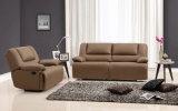 Le sofa commercial moderne de Recliner de salle de séjour a placé 1+3 (HC687)