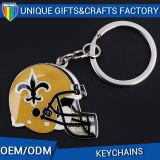 De mooie Liefde Keychain van de Douane van het Ontwerp Goedkope/Sleutelring