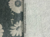 Tessuto di lavoro a maglia francese del Terry Heather&Printed