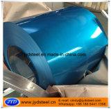 Голубым катушка Galvalume цвета Prepainted Анти--Перстом стальная