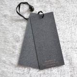 Hangtag бумаги с акриловым повесить гранул