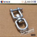 ステンレス鋼316の顎の端の鎖の旋回装置G403