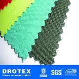 A electricidade estática sarjado de tecido de avental