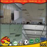 Capa de PVC/Papel/Yeso Paneles de Yeso para pared o azulejos de techo