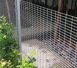 Il PVC ha ricoperto la barriera di sicurezza 358, Anti-Arrampica la rete fissa