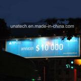 Montaje de puente en el exterior de poliéster aluminio PVC PVC Visualización Trivision vallas de publicidad