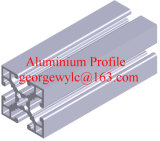 L'espulsione di alluminio di profilo del materiale da costruzione si è sporta profilo di alluminio industriale per l'industria