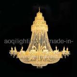 Candelabro específico dourado luxuoso do pendente (AQ-7013)