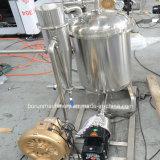 Automatischer Orangensaft trinkt Warmeinfüllen-Flaschenabfüllmaschine