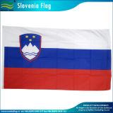 Polyester National 90*150cm Banderole intérieure extérieure de la Slovénie d'un drapeau (J-NF05F09093)