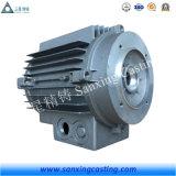 OEM van China Frame van de Motor van het Zand het Gietende met het Schilderen