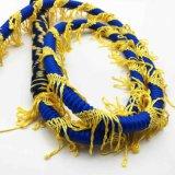 slang van Shisha van de Waterpijp van de Vorm van de Draak van 1.8m de Blauwe met Houten Mondstuk (S-hh-013-2)
