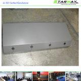 Edelstahl-Ersatzteil-Blech-Herstellung