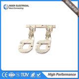 Auto-Connexion faisceau de fils de la pince à sertir la cosse à anneau