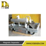 Máquina de hierro de extracción de aceite para separadores magnéticos