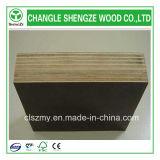La película de Brown de la alta calidad hizo frente a la madera contrachapada y a la madera contrachapada marina