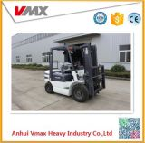China Suppliers Highquality Cpcd25 Diesel Forklift mit Side Shift und Clamp/mit 3-Stage Mast