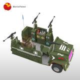 Het Ontspruiten van het Kanon van de ballistiek het Ontspruiten van AR van Simulators de Machines van het Spel van de Arcade van het Doel