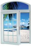 주거 집 (PCW-001)를 위한 Ex-Factory 가격을%s 가진 고품질 PVC 여닫이 창 유리창