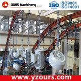 Ligne sèche de jet de peinture pour l'industrie métallurgique