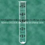 Tube de verre de pluviomètre